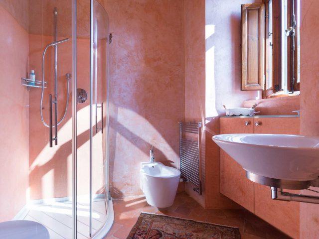 Bagno con sanitari Philippe Stark